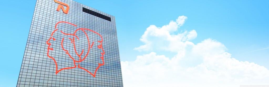 Koninklijk Dubbelportret in Rotterdam